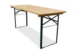 biertafel met kliksysteem inklapbaar