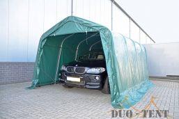 Carport pvc voor opslag van auto