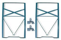 Frame onderdelen biertafel set compleet