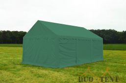 Opslagtent 3x6 Premium brandvertragend PVC - Groen