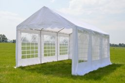 Partytent 3x6 Classic PE - Wit