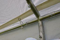 party tent frame koppelstuk