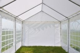 Partytent 4x8 PE