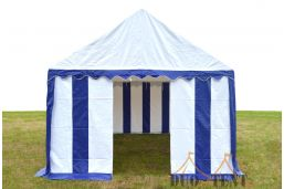 Partytent 3x3 Classic PVC Brandvertragend