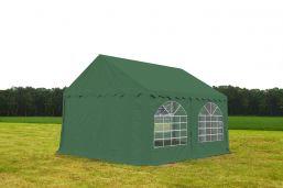 Partytent 3x4 Premium brandvertragend PVC - Groen