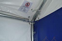 Partytent 8x12 Premium PVC Brandvertragend