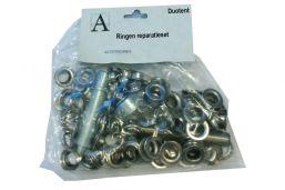 Ringenset + gereedschap - set 25 ringen