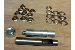 reparatieset vernikkeld metaal ringen