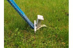 losse grond haringen stormband set