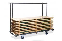 kar voor biertafels transportkar transportwagen voor biertafel