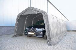 carport 3 bij 7 pvc zeil Grijs