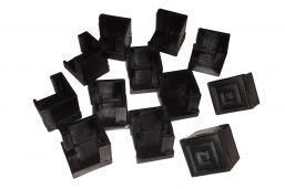 rubberen vloerbeschermers voor biertafelset vloerbeschermingsdoppen